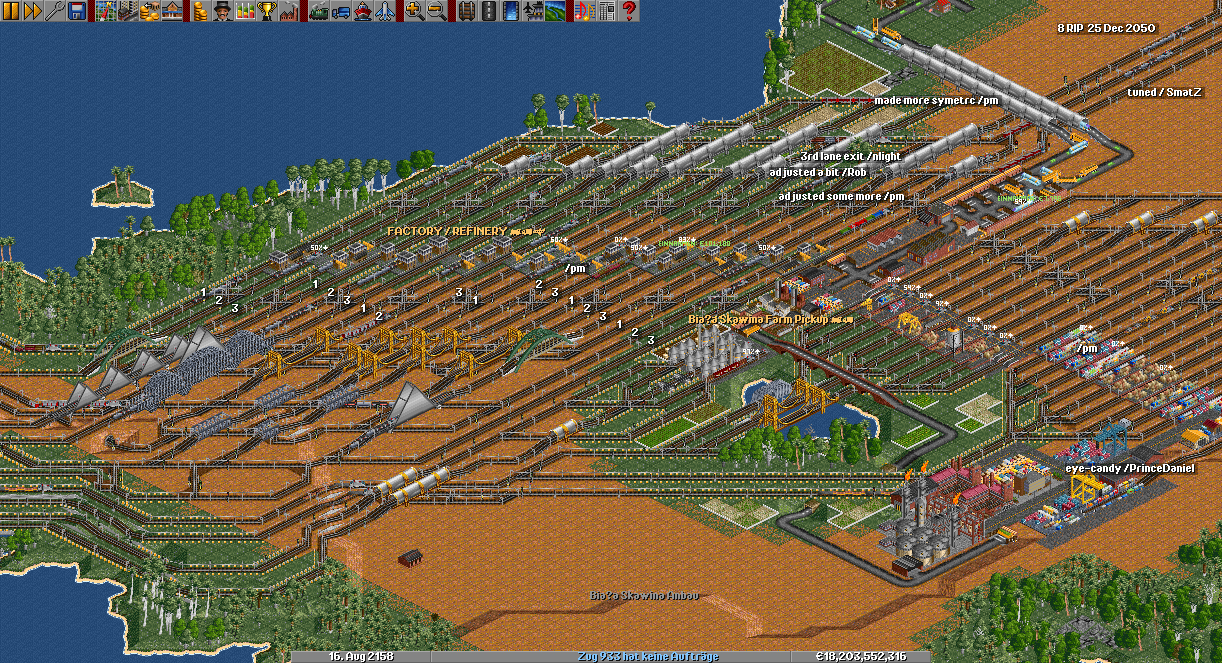 Mega stations efficient big high capacity transport tycoon forums httpopenttdcoopwikiimagesdd6psg91g gumiabroncs Image collections